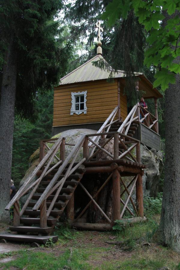 Часовня Арсения Коневского