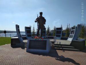 Памятник Героям метростроевцам