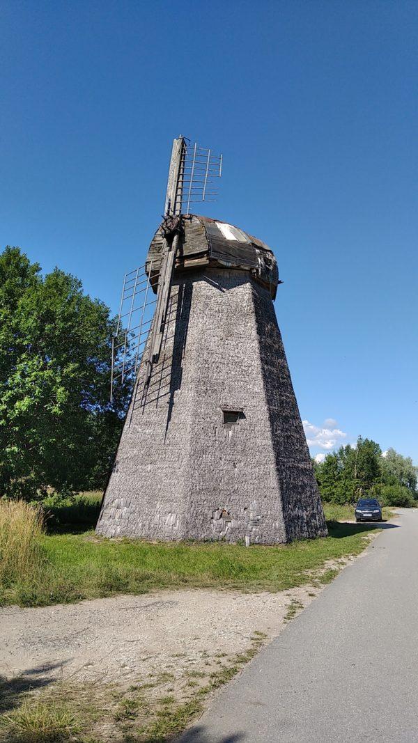 Музей-мельница деревня Завал