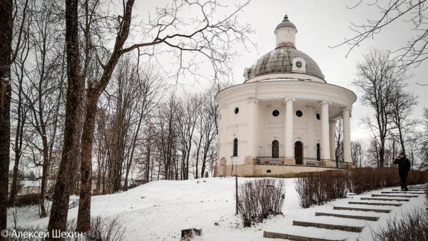 Церковь Святой Екатерины - Львовская ротонда