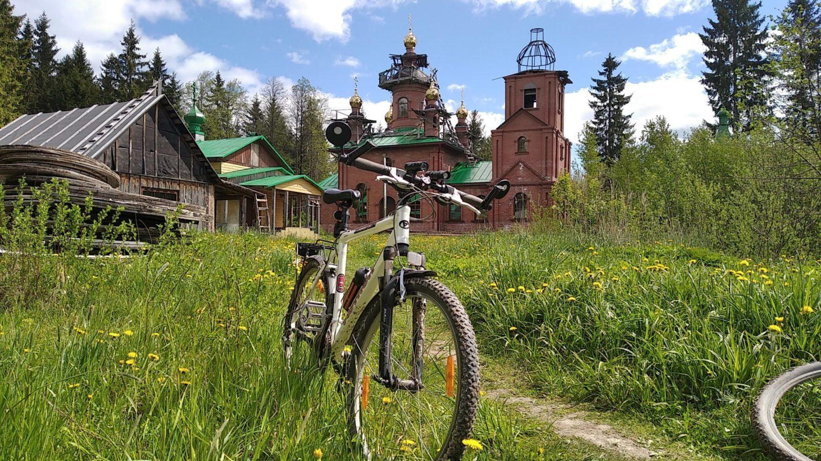 Велопрогулка в Макарьевскую пустынь