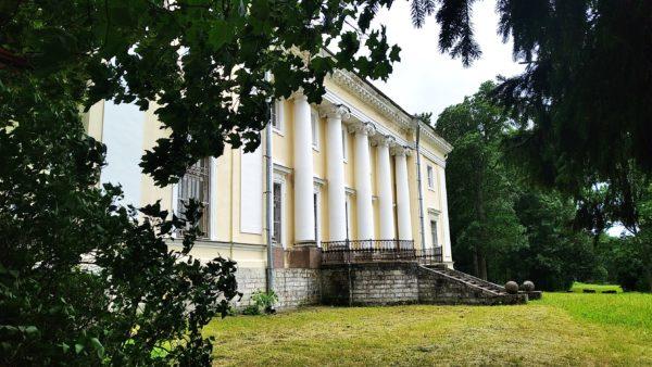 Усаьба Демидова в Сиворицах