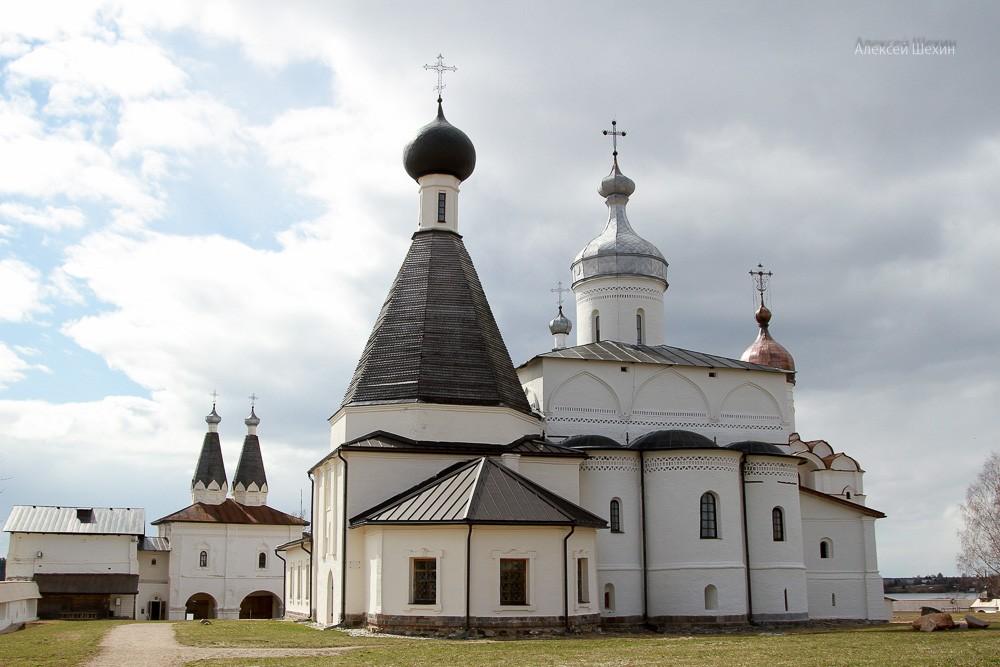 Ферапонтов-Белозерский монастырь